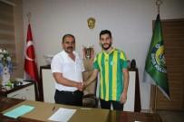ŞANLıURFASPOR - Şanlıurfaspor Selim Kayacı'yı Transfer Etti