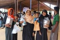 ARAKANLI MÜSLÜMANLAR - TİKA'dan Arakanlı Müslümanlara Yardım Eli