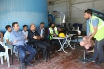 MAKINE MÜHENDISI - Van'da 'İş Sağlığı Ve Güvenliği' Semineri