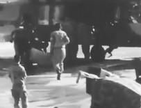 TERÖR OPERASYONU - Yakalanan teröristlerin helikopterden indirme görüntüleri