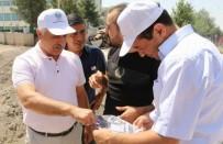 DİYARBAKIR VALİLİĞİ - Yenişehir'de Yeni İmar Yollar Açılmaya Devam Ediyor