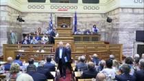 KEMER SIKMA - 'Yunanistan Normale Dönüyor'