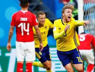 Zlatan'sız İsveç tarih yazıyor! Çeyrek finaldeler