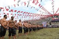 SAADET PARTISI GENEL BAŞKANı - 21. Feslikan Yağlı Güreşleri Şampiyonu Balaban