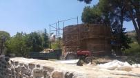 İZMIR VALILIĞI - 800 Yıllık Kule Onarımda