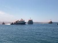 ORKİNOS - 9 Yıllık Esaretten Sonra Türk Gemileri Yurda Döndü