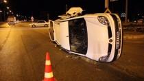 OTOBÜS TERMİNALİ - Amasya'da Trafik Kazası Açıklaması 6 Yaralı