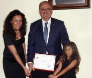 ŞİDDET MAĞDURU - Aşçı Yardımcılığı Kursundan Mezun Olan Kadınlara Sertifika Verildi