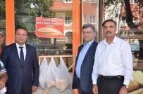 DİSİPLİN KURULU - 'Askıda Ekmek' Projesine, Elbistan'dan Destek Verdiler