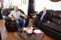 ALİ KORKUT - Baş Savcı İnal'dan Başkan Korkut'a Veda Ziyareti