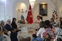 Başkan Tütüncü, Kansev Derneği Üyelerini Ağırladı