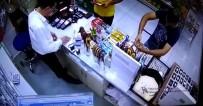 GÜVEN TİMLERİ - Bin Liralık Tespih Çalan Hırsız Güvenlik Kameralarına Yakalandı