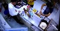 GÜVEN TİMLERİ - Bin Liralık Tespih Hırsızlığı Kamerada