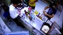 Bursa'da İş Yerinden Hırsızlık Güvenlik Kamerasında
