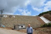 ORMAN VE SU İŞLERİ BAKANI - Çamiçi Yaylasında İçme Suyu Göleti Su Tutmaya Başladı