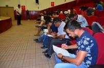 İŞ SAĞLIĞI VE GÜVENLİĞİ KANUNU - Demre'de İŞKUR Personellerine İş Sağlığı Ve Güvenliği Eğitimi