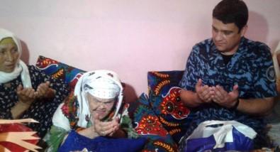Dünyanın Biyometrik Pasaporta Sahip En Yaşlı İnsanı