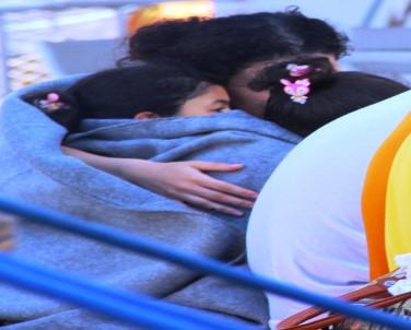 Ege Denizi'nde Can Pazarı Açıklaması Kaçakları Tur Teknesi Kurtardı