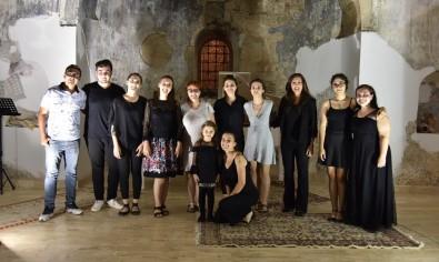 Eğirdir'de Klasik Müzik Festivaline Muhteşem Kapanış