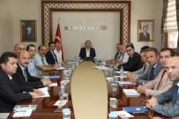 Ekonomik Durum Değerlendirme Toplantısı Yapıldı