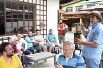 YEŞIL ÇAY - Erzurum Gazeteciler Cemiyeti'nden Karadeniz Çıkarması