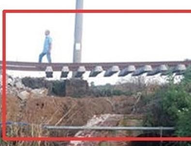 Çorlu'dan sonra Denizli treni: Makinistler son anda fark etti