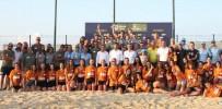 AKIF ÜSTÜNDAĞ - FIVB Plaj Voleybolu Dünya Turu'nun 1 Yıldızlı Samsun Etabı Sona Erdi