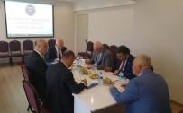FETHI YAŞAR - İç Anadolu Belediyeler Birliği Encümen Toplantısı Gerçekleştirildi