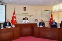 İSMAIL BAYATA - İl Koordinasyon Kurulu Üçüncü Toplantısı Yapıldı