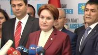 GENEL BAŞKAN ADAYI - İYİ Parti Başkanlık Divanı 'Kongrede Tek Aday' Kararını Teyit Etti