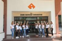 İZMIR EKONOMI ÜNIVERSITESI - İzmir Ekonomi'de Öğrencilerin Geleceği İçin 81 Kişilik Ekip