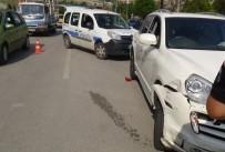 ALEYNA - Karabük'te İki Otomobil Çarpıştı Açıklaması 8 Yaralı