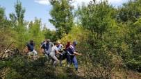 Kayıp Genç Arazide Ölü Bulundu