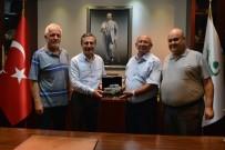 CEMAL GÜRSEL - Kıbrıslı Bakandan Başkan Ataç'a Ziyaret