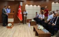 MAHMUT ARSLAN - KOSKİ, Kosovalı Heyete Su Ve Atıksu Yönetimi Eğitimi Verdi