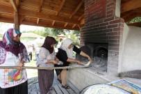 ÇALKÖY - Köy Fırınları Sofraları Birleştiriyor