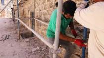 ULU CAMİİ - Mardin'in Tarihi Sokakları Yenileniyor