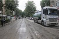 GÖLGELI - Mithatpaşa Caddesi Yenileniyor