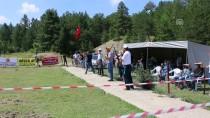 Mudurnu'da Tek Kurşun Atış Yarışması Yapıldı