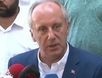 İMZA TOPLAMA - Muharrem İnce'den son dakika açıklaması