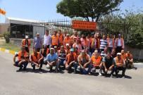 İŞ BIRAKMA - Nevşehir Karayolları Şefliğinde İşçiler İş Bırakma Eylemi Yaptı