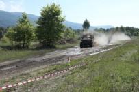 HAKAN YILMAZ - Off-Road Yarışları Zorlu Geçti