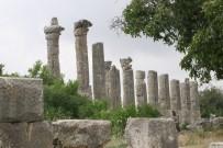 UZUNCABURÇ - (Özel) Doğu Akdeniz'in 'Efes'i Ziyaretçilerini Bekliyor