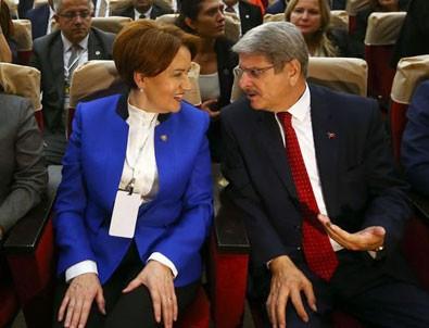 'İyi Partinin ortak adayı Akşener'