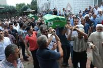 MEHMET DEMIRCI - Pompalı Tüfekle Öldürülen Enişte Ve Yeğen Defnedildi