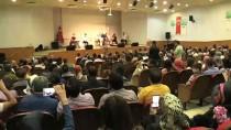 MEHMET PARLAK - Sağlık Çalışanları 'Çok Acil' İle Şiddete Dikkati Çekti