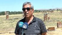 SANAT ESERİ - Selçuklu Meydan Mezarlığı'nda 178 Oda Mezar Tespit Edildi