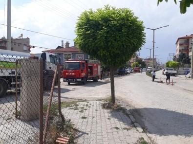 Şuhut'ta Yağmur Suyu İsale Hattı Çalışmaları Tamamlandı