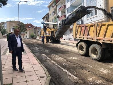 Taşköprü'de Yol Çalışmaları Tam Gaz Devam Ediyor