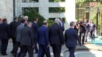 ERKAN AKÇAY - TBMM Başkanı Binali Yıldırım, MHP Genel Başkanı Devlet Bahçeli'yi Kabul Etti